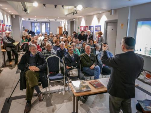 Activité BD - Conférence du Grand Rabbin de France