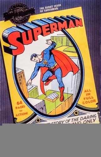 Planche BD - Super Man (Tikoun Olam)