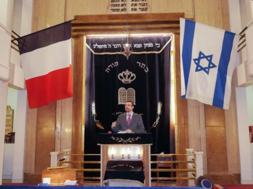 Yom Haatzmaout 2014 - Rabbin Milewski
